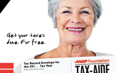 AARP Tax-aide Updates for 2021