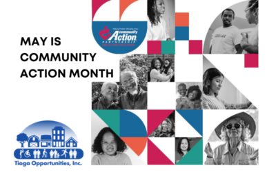 Community Action Month Celebrates with Color the Huggy Hearts