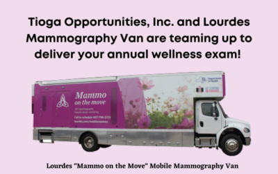 TOI Hosts Lourdes Mammography Van