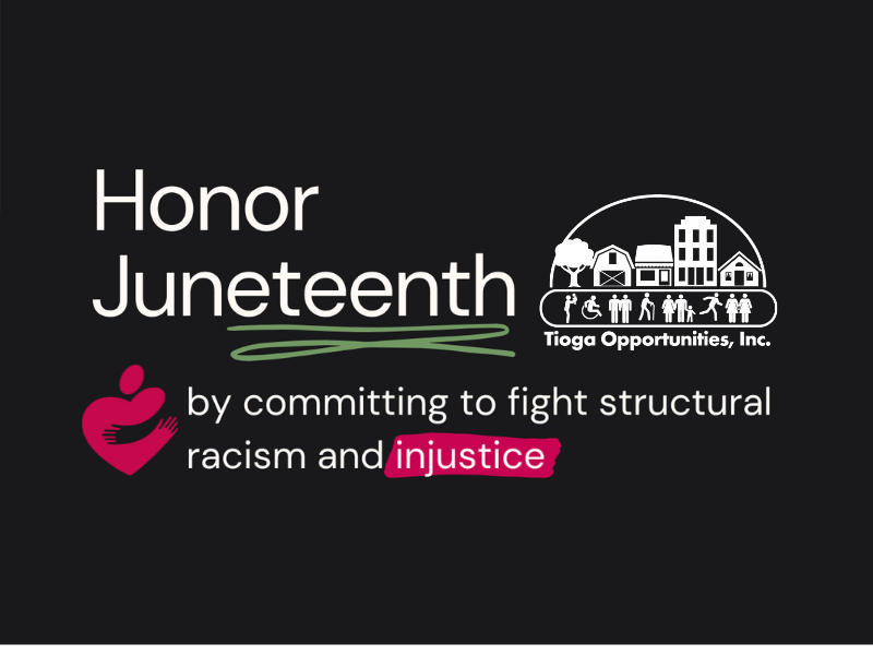 Why celebrating Juneteenth is more important now than ever. TOI Recognizes Juneteenth Observance.