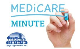 Medicare's Open Enrollment is almost here!