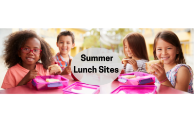 2021 Summer Meal Sites Announced